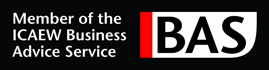 Member of the ICAEW Business Advice Service logo